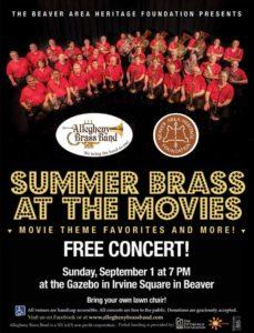 Free Concert in Celebration of Labor Day @ Gazebo, Irvine Park