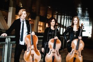 Cabin Fever Music Series: Cello Fury @ Beaver Station Cultural & Event Center