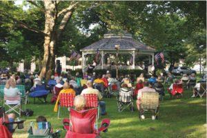 Concert in the Park @ Irvine Park Gazebo