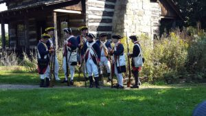 Fort McIntosh Garrison Reenactment @ 1802 Log House
