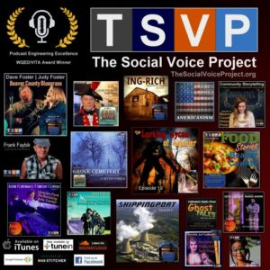 BAHF Speaker Series: A Living History – The Social Voice Project @ Beaver Station Cultural & Event Center