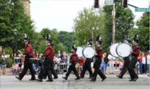 Memorial Day Parade & Cemetery Ceremony